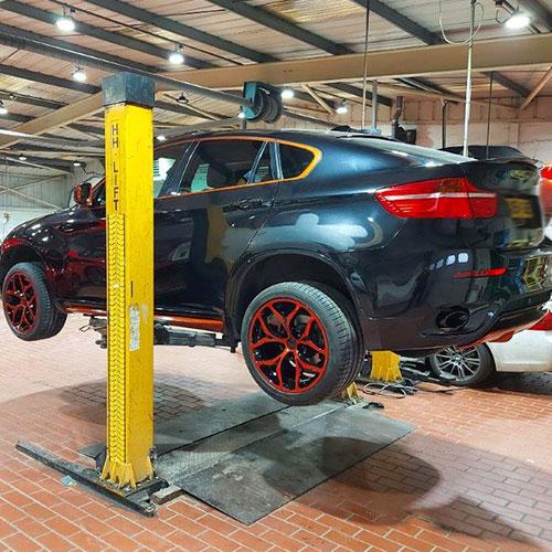 Vehicle Customisation