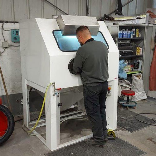Specialist Alloy Wheel Equipment