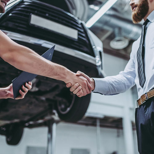 Manufacturer Approved Vehicle Repair